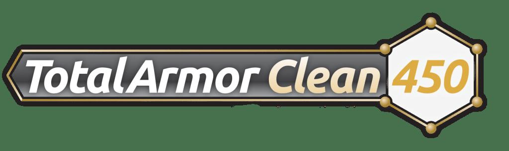 Total Armor Clean 450 Logo